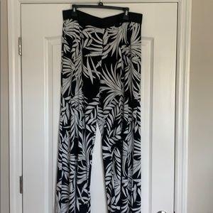 Misses/ladies Alfani floral design slacks